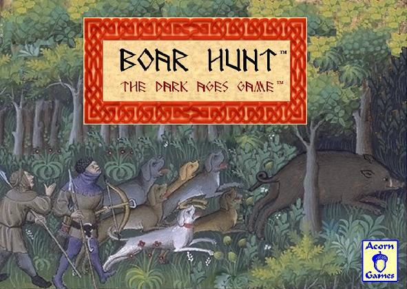 BOAR HUNT Cover