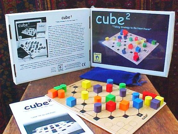 CUBE 2 Game